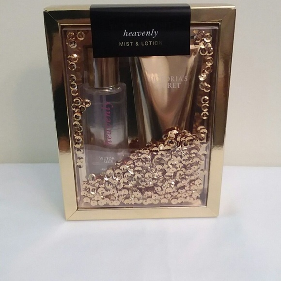 5e4317917c5c4 Victoria's Secret Heavenly Gift Set Reduced NWT
